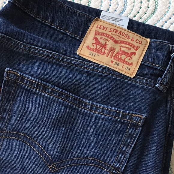 Levi's Other - Levi's 511 Jeans